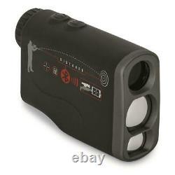 Atn Laserballistique 1500 Laser Rangefinder Avec Bluetooth
