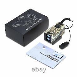 Boblov Le-032 Mini 700m Télémètre Laser Portée De Fusil De Chasse Maté Mode Archey