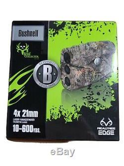 Bushnell Bone Collector Edition Télémètre Laser Realtree Bord Camo