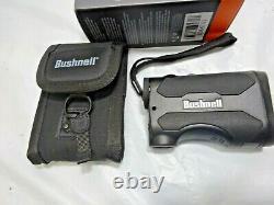 Bushnell Engage 6x24mm Laser Rangefinder, 1700 Yd, Cible Avancée Le1700sbl