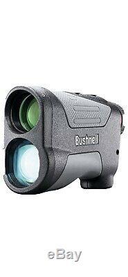 Bushnell Nitro 1800 Télémètre Laser, 6x24mm, Gun Metal Gray, Ln1800igg