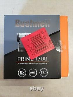 Bushnell Prime 1700 6x24mm Rangeur Laser Numérique, Noir Lp1700sbl