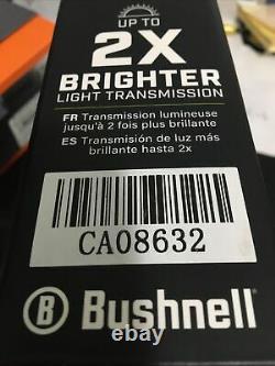 Bushnell Realtree Bone Collector 850 Télémètre, 6x 24 MID Range Arc Scan Mode