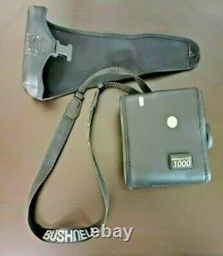 Bushnell Yardage Pro 1000 Laser Range Finder 201000 20-1000 (avec Boîtier)