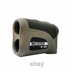 Chasseur Range Finder 1200i Yard Laser Rangefinder Haute Précision 6x