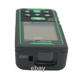 Compteur De Distance Laser Sw-100g Rangeur Laser Numérique 100m Pour Intérieur Extérieur