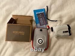 Gogogo Sport Pro Gs-24 Laser Rangefinder Slope Golf & Hunting New In Box