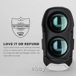 Gogogo Sport Vpro Laser Rangefinder Pour Golf & Hunting Range Finder Gift Dist