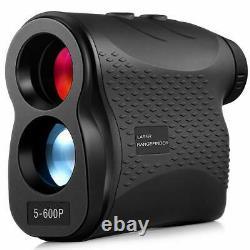 Golf Laser Rangefinder Laser Golf Range Finder Chasse Golf Extérieur 656 Mètres