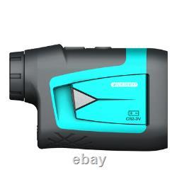 Golf Laser Rangefinder Mini Golf Slope Adjusted Laser Distance Hunting Telescope