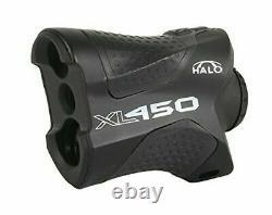 Halo Laser Range Finder Avec Grossissement 6x, Caractéristiques Angle Intelligence