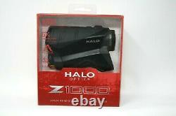 Halo Optics Z1000 Plano Synergy Laser Rangefinder Nouveau Dans Le Modèle De Boîte # Z1000-8