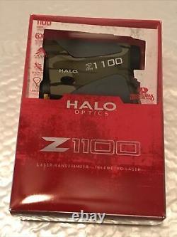 Halo Optics Z1100 Platform 6x Laser Rangefinder Nouveau
