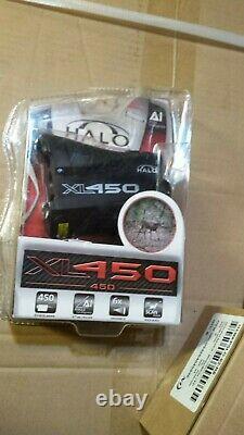 Halo Xl450 Range Finder 450 Yard Laser Range Finder Pour La Chasse Au Fusil Et À L'arc
