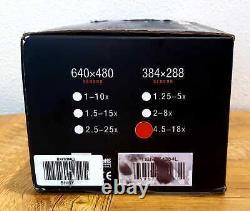 Jumelles Thermiques Atn Binox 4t 384 4.5-18x Smart Hd Avec Rangefinder Laser