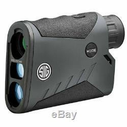 Laser Range Sig Sauer Kilo1000bdx Trouver Monoculaire 5x20mm, Sok10602