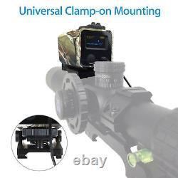Laser Range Speed Finder Riflescope Laser Rangefinder Pour La Chasse Au Tir De Cerf