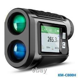 Laser Rangefinder Meter Outdoor Golfs Telescope Digital Monocular Range-finder S