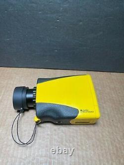 Laser Technology Trupulse 200 B Laser Range Finder Golf Surveying Chasse