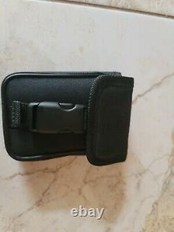 Leica Compact Rangemaster 1200 Yards Scan Mode Laser Rangefinder 7x Noir