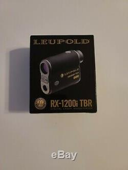 Leupold Rx-1200i Tbr Avec De L'adn Numérique Télémètre Laser