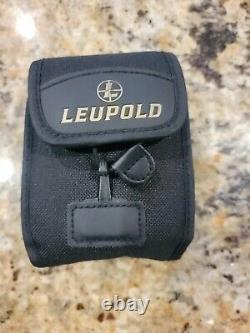 Leupold Rx-1600i Tbr/w Avec Limiteur Laser Adn Rare Mossy Oak Bl