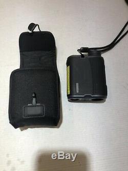 Leupold Rx-1600i Tbrw Avec De L'adn Télémètre Laser Noir / Gris