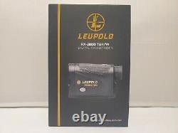 Leupold Rx-2800 Tbr/w Laser Rangefinder Noir/gris Oled Sélectionnable 171910