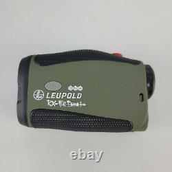 Leupold Rx-fulldraw 3 Green Laser Rangefinder Avec Adn 174557 Nouveau