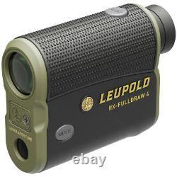 Leupold Rx-fulldraw 4 Avec Dna Laser Rangefinder-green