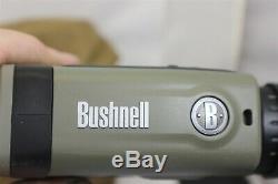 MIL Émettre Bushnell Elite 1600 205110 Arc 7 X 26 Télémètre Laser Lire B4 U Acheter