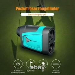 Mileseey Pf210 600m Infrarouge Laser Rangefinder Golf Slope Distance Meter 040°c