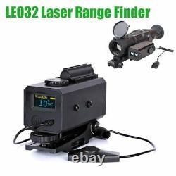 Mini Laser Rangefinder Hunting Scope Tactical Rifle Scope Fog Mode Oled Display