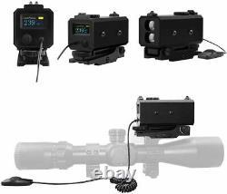 Mini Le032 Télémètre De Chasse Extérieur Outil De Chasse Laser Sight Rangefinder Outil