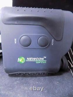 Newcon Optik Lrm 1500 Laser Range Finder Avec Boîtier