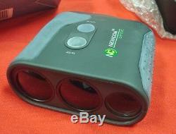 Newcon Optik Lrm 1500spd Laser Range Finder Monoculaire Nos Nouveau Dans La Boîte