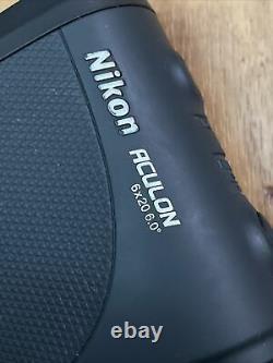 Nikon Aculon Al11 Laser Rangefinder Black Compact, Ultra Léger Et Rapide