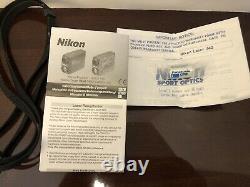 Nikon Laser 440 Équipe Realtree Range Compact Finder Résistant À L'eau