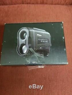 Nikon Monarch 3000 Stabilisé Laser Range Monoculaire Conclusion 16556