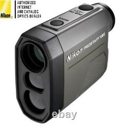 Nikon Prostaff 1000 Laser Rangefinder #16664 Manufacturier Remis À Neuf