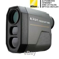 Nikon Prostaff 1000i 6x20mm Télémètre Laser 16663 Chasse Et Tir À L'arc
