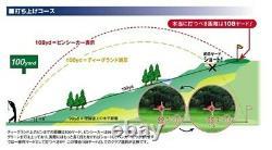 Nouveau Bushnell Golf Laser Rangefinder Pin Seeker Tour Z6 Jolt Du Japon