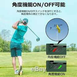 Nouveau Huepar Laser Télémètre Golf Laser Instrument De Mesure Du Japon