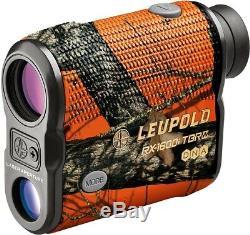 Nouveau Leupold Rx-1600i Tbr / W Avec De L'adn Télémètre Laser Mossy Oak Blaze 173806
