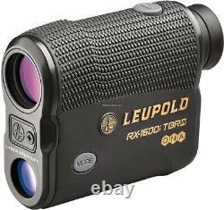 Nouveau Leupold Rx-1600i Tbr / W Avec De L'adn Télémètre Laser Noir / Gris 173805