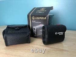 Nouveau! Leupold Rx-950 Laser Digital Rangefinder Noir