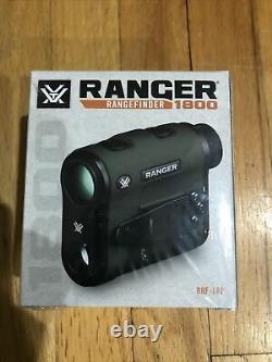 Nouveau Rangeur Laser Vortex Ranger 1800