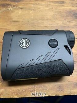 Nouveau Sig Sauer Kilo 1800 Bdx Digital Ballistic Laser Rangefinder Sok18601