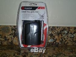 Nouveau Simmons Télémètre Laser Lrf 600 4x Grossissement Withcase 801405c
