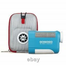Nouveau Télémètre Laser Multifonction Portable Gogogo Sport Du Japon